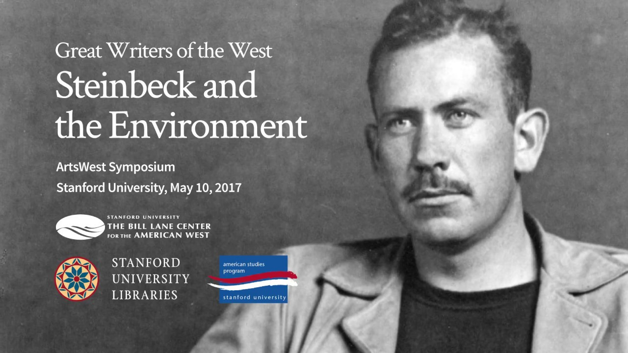 Download Great Writers of the West: John Steinbeck and the Environment (ArtsWest 2017)