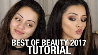 BEST OF BEAUTY 2017 MAKEUP TUTORIAL !!