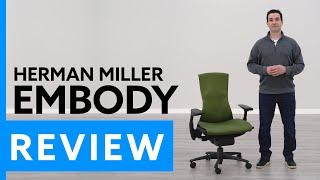 Herman Miller Embody Ergonomic Chair Review