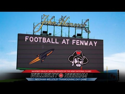 2015 MaxPreps Rivalry Series Game 9 - Needham (MA) vs. Wellesley (MA)