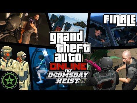 Let's Play - GTA V - The Doomsday Scenario: Heist (Finale)