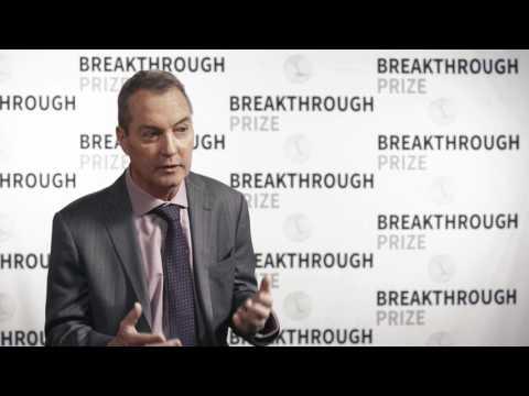 Joe Polchinski: 2017 Breakthrough Prize Laureate