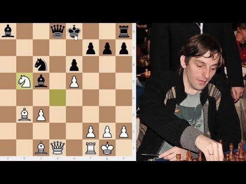 Unpredictable vs Bad Luck, Grischuk vs Kramnik, Candidates 2018