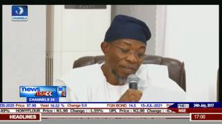 South West Governors Discuss Economic Cooperation In Abeokuta