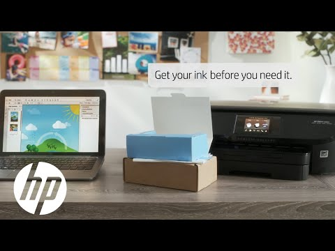 Ink Replacement Service | HP Instant Ink | HP