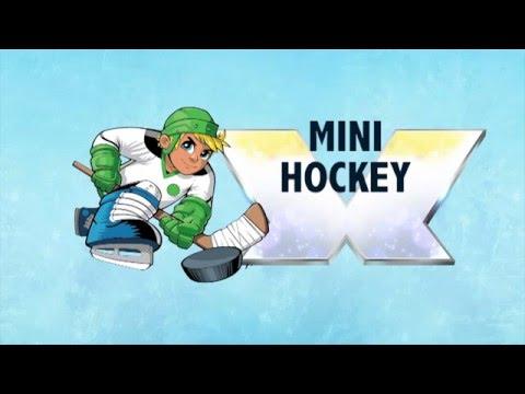 Mini Hockey Stars