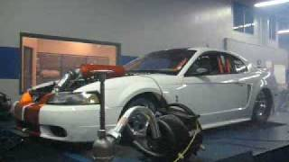 Mustang Blows Up on the Dyno
