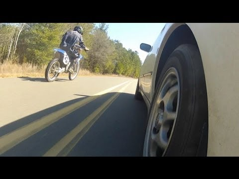 YZ 125 Top Speed 78mph!! - YouTube