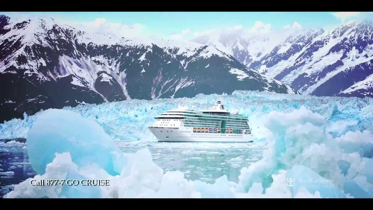 Royal Caribbean Alaska CruiseTour Part 1 By CruiseOne Siemens Associates