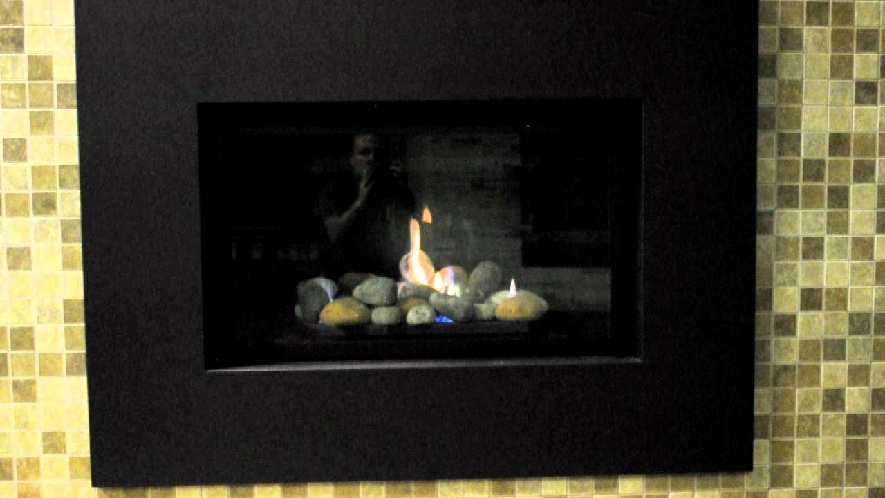Marquis by Kingsman Solara Fireplace - YouTube