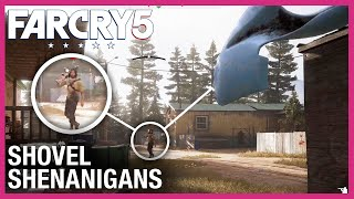 Far Cry 5: Shovel Rampage Gameplay Highlights | Ubisoft [NA]