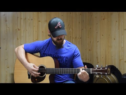 Luke Combs - Lonely One Cover By Andrew Chastain
