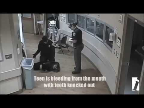 Colorado Cop loses temper Assaults teenage woman