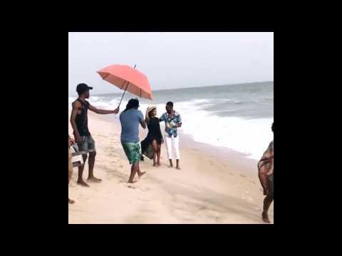 Adekunle gold ft Simi No forget Behind the scene