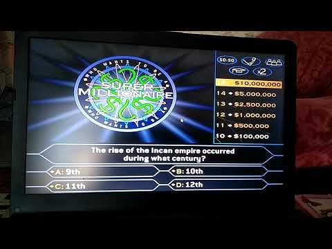 игра на ПК (К Х С С М) выигрыш 10 000 000 долларов, 15 вопрос.