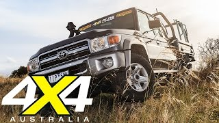 Toyota LandCruiser 79 Double Cab | 2017 4x4 of the Year Contender | 4X4 Australia