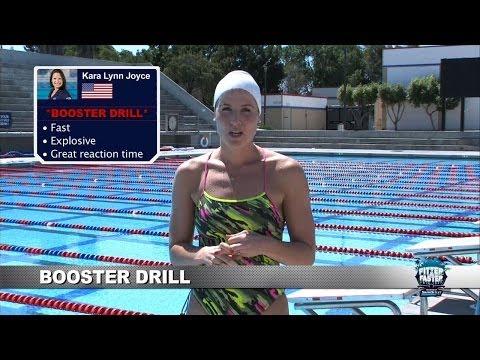 Swim Like a Champion - Sprint Freestyle DVD   SwimOutlet.com