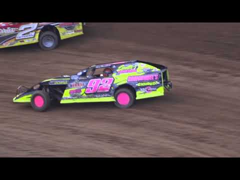 9 22 17 Modifieds Heat #3 Lincoln Park Speedway