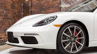2017 Porsche 718 Boxster S PDK - G240848 - Exotic Cars of Houston