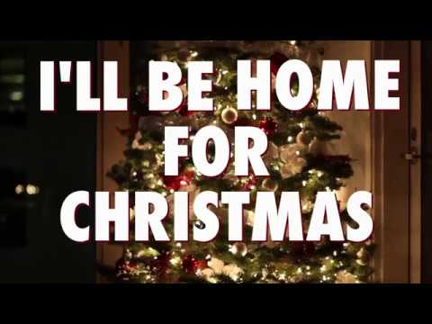 A Home For Christmas.I Ll Be Home For Christmas Pentatonix Lyrics