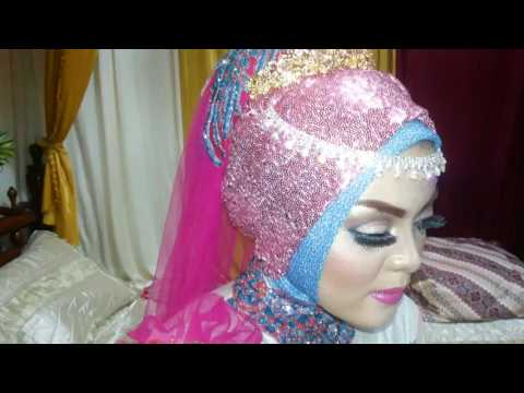 Make up n Wedding dress by Hena wedding gallery