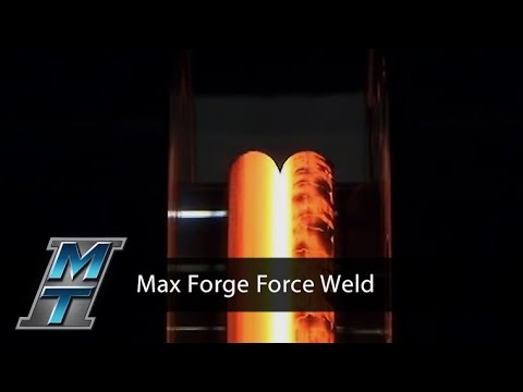Tri Mode Rotary Friction Welder for Max Forge Force Weld - Model 300T