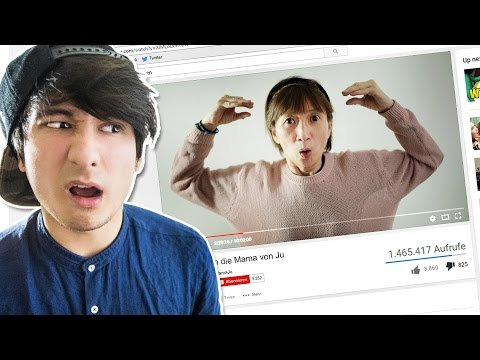My MOM becomes a YOUTUBER ... | Julien Bam