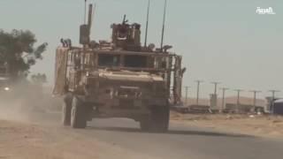 دخول القوات العراقية إلى الحمدانية
