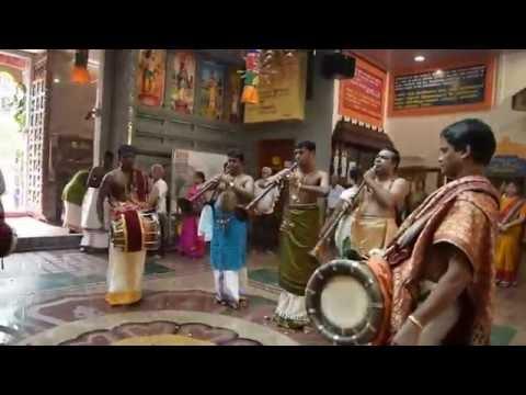 Oru thaali varam  Sri Senpaga vinayagar temple Mahotsavam 7th day-  Nagatheepan team  2016