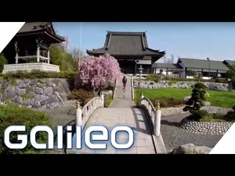 Little Tokyo und Co. - mitten in Deutschland | Galileo | ProSieben