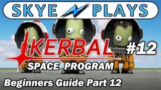 Kerbal Space Program Part 12 ► How to put a Satellite in Orbit (KSP Career Mode) ◀ Tutorial