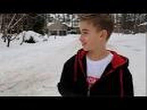 Justin Bieber  Christmas Love Johnny Orlando Cover