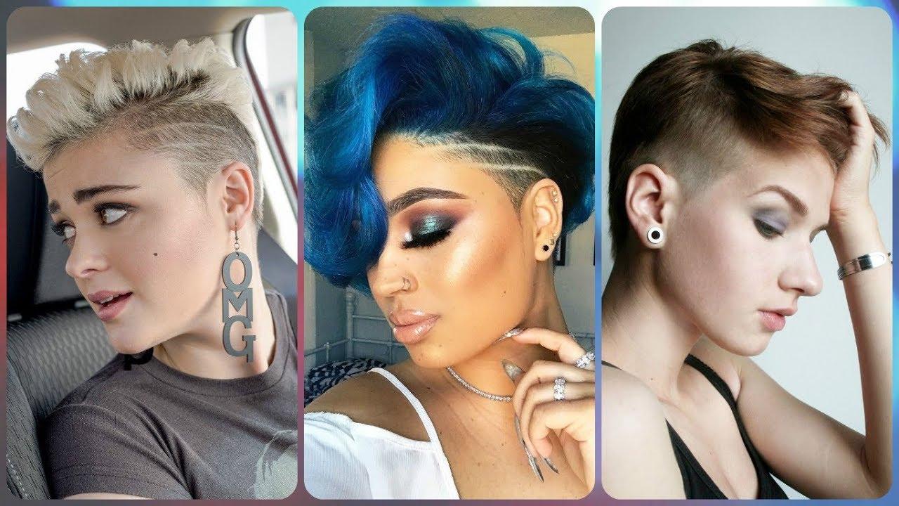 Top 20 De Frizuri Femei Par Mediu 2019 Youtube