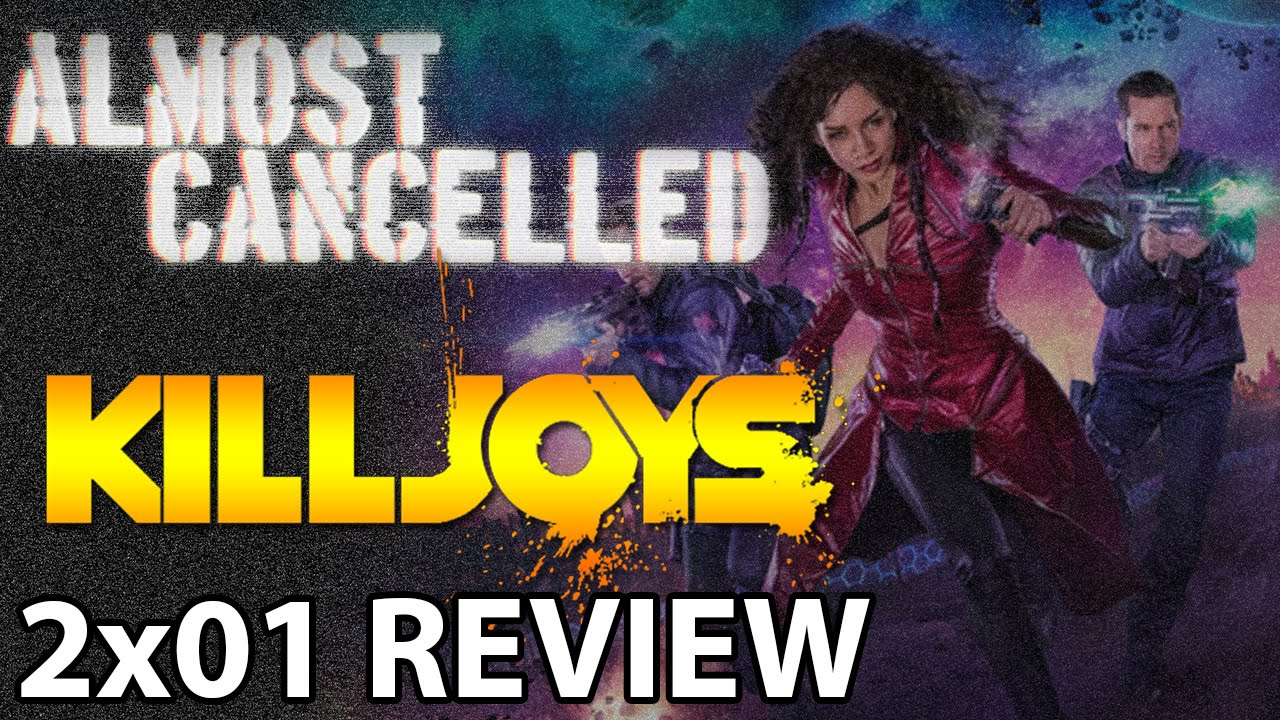 Download Killjoys Season 2 Episode 1 'Dutch and the Real Girl' Review