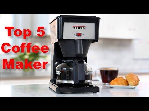 Top 5 Coffee Maker Review || Best Budget Coffe Maker ||
