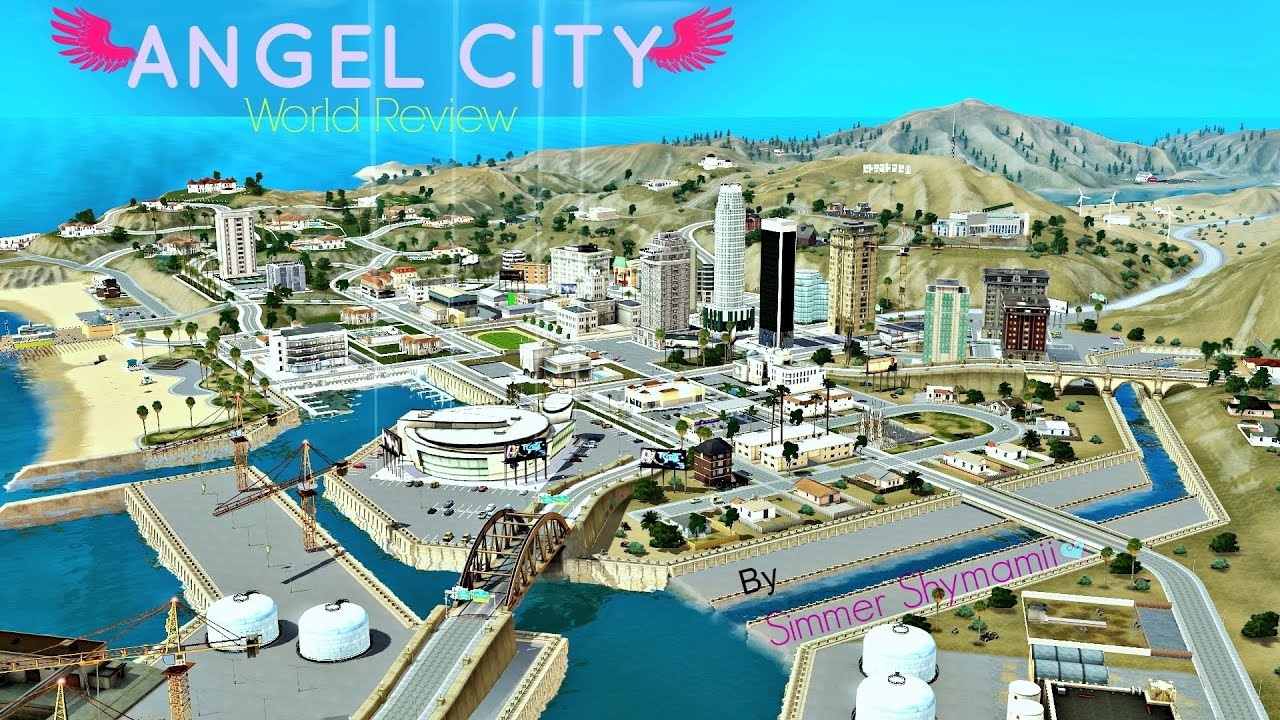 Worlds The Sims 3 Vice City - Sims Globe