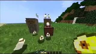 Papież Zawadiaka Mod Minecraft