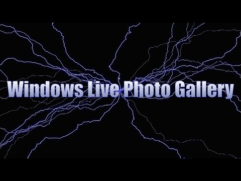 Windows Live Gallery