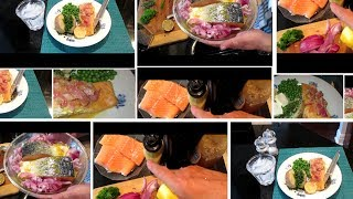 How To Make A Marinated Salmon A Delicious And Easy To Make Salmon Dinner