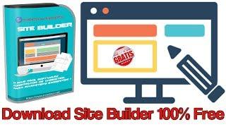 Download Site Builder Free