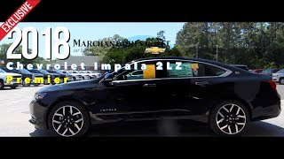 Here's the 2018 Chevrolet Impala 2LZ Premier | In Depth Review at Marchant Chevy - Charleston, SC