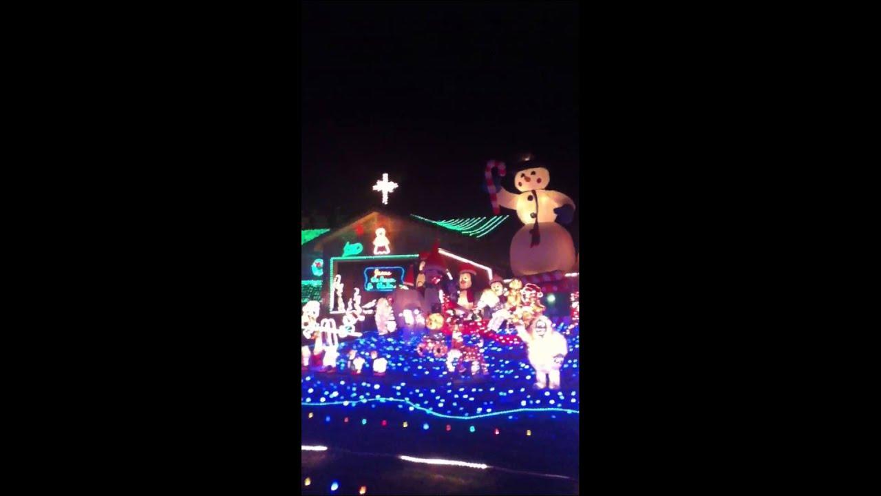 springfield mo christmas light display