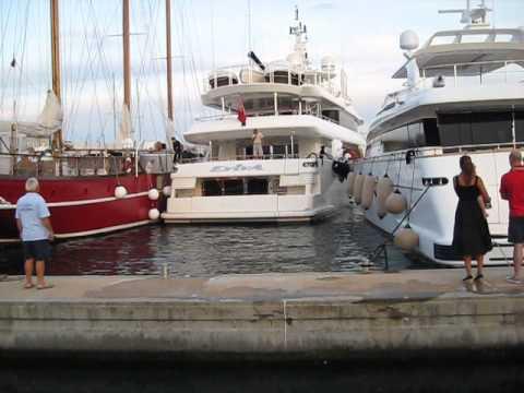 Croatia: Zadar Yacht Docking
