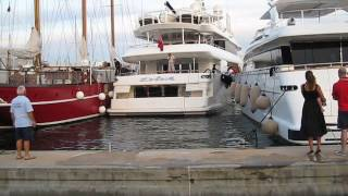 Croatia: Zadar Yacht Docking