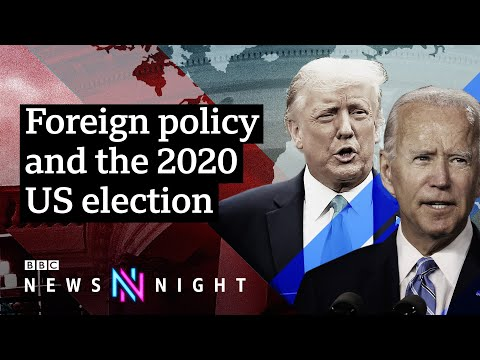 What impact will the US election have on foreign policy? - BBC Newsnight
