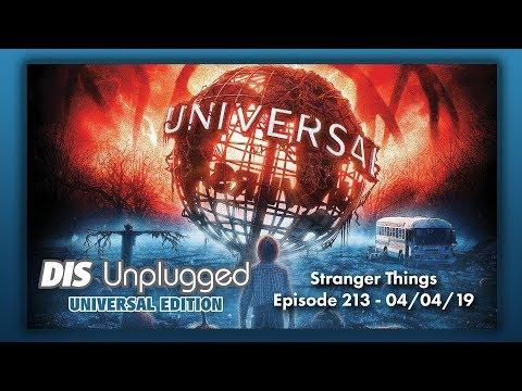 Stranger Things at Halloween Horror Nights 29   Universal Edition   04/04/19