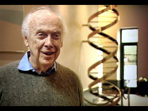 Dr. James Watson interview (2002)