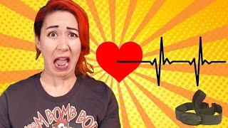 How To: Add A Heart Rate Monitor To Your Live Streams!