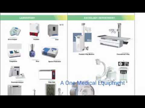 Medical Equipments Products Presentation Of A ONE MEDICAL EQUIPMENT Dubai
