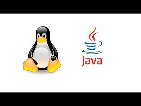 jdk linux